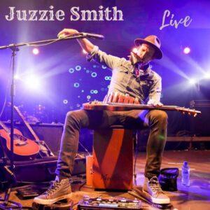 Juzzie Smith - Live MP3 album cover